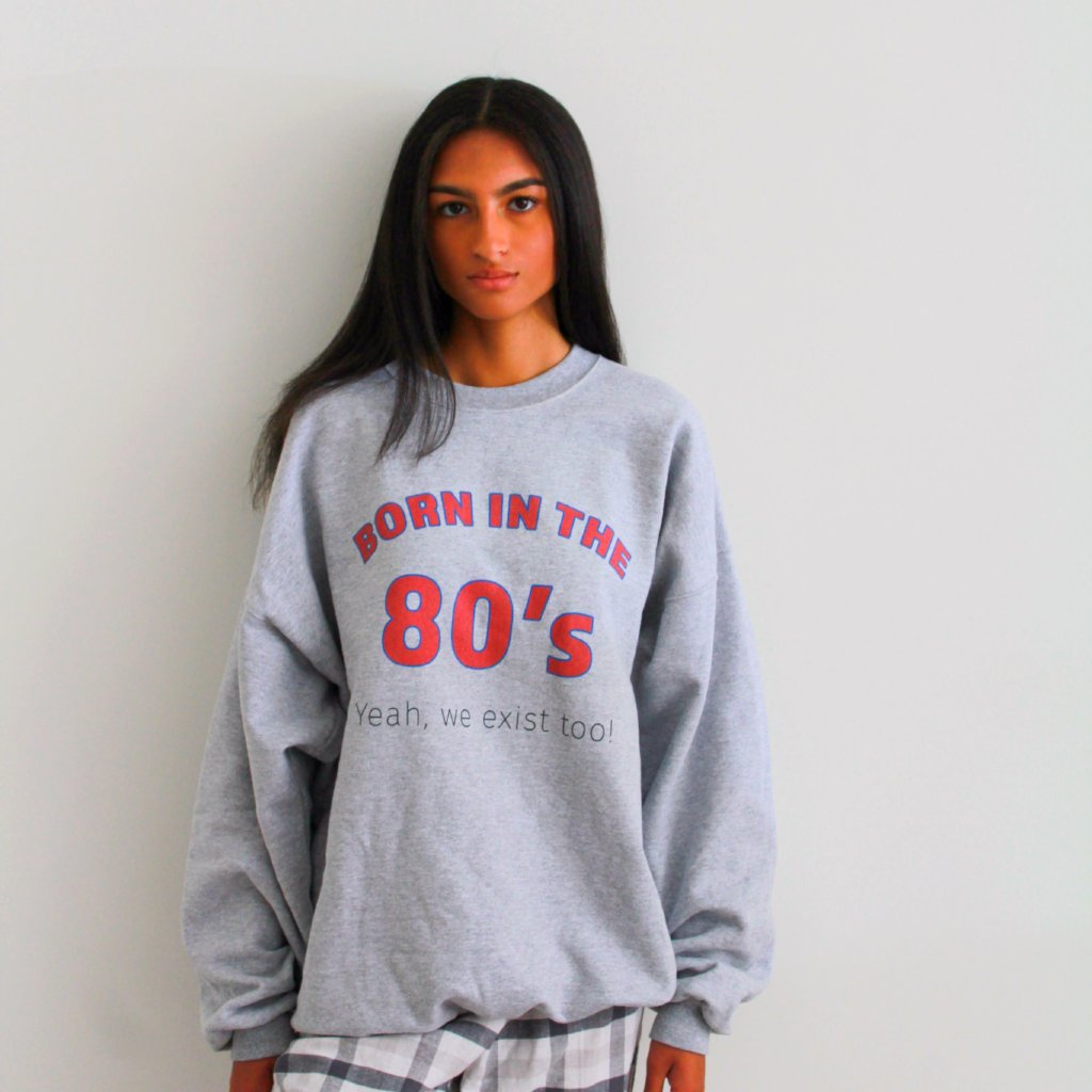 Georgina Oversized Sweatshirt