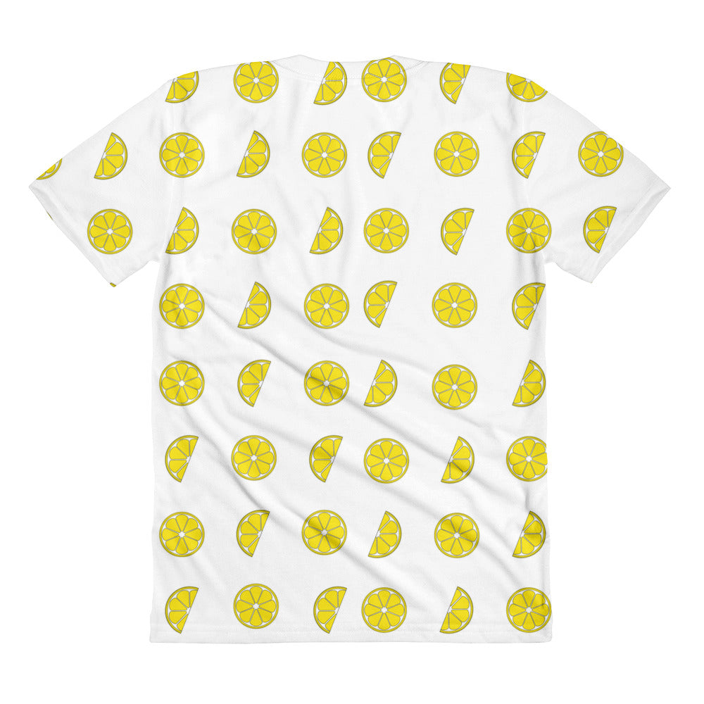Poppy All-Over Printed Tee