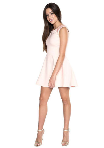 Ella Lace up Dress