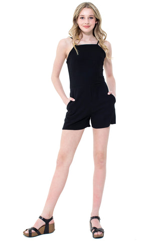 REMI Row A Twist Romper