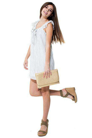 Lou Island Shift Dress - Dress - Teen Girls Clothing fashion - Miss Behave Girls