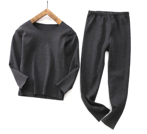 Cozy Brushed Up Lounge Around Pull Over & Fitted Pant Set