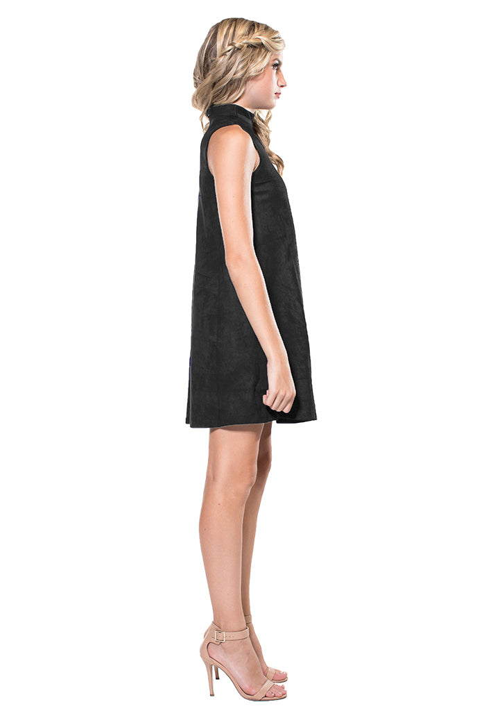 PHYLLIS Trapeze Dress