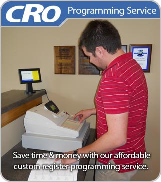 Cash Register Programming