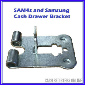 Cash Register Drawer Bracket - SAM4s and Samsung Cash Registers - Cash Registers Online