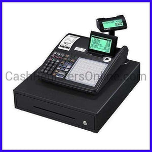 Casio SE-C3500 Cash Register-Cash Registers Online