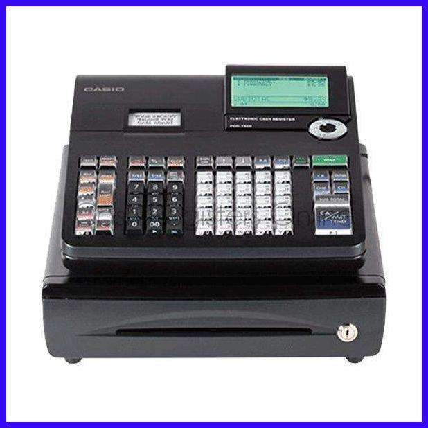 Casio Se S400 Cash Register Economy Register On Screen