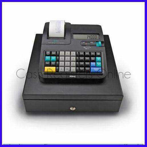 Royal 140dx Cash Register-Cash Registers Online