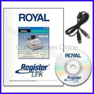 Royal Register Link Polling Software-Cash Registers Online