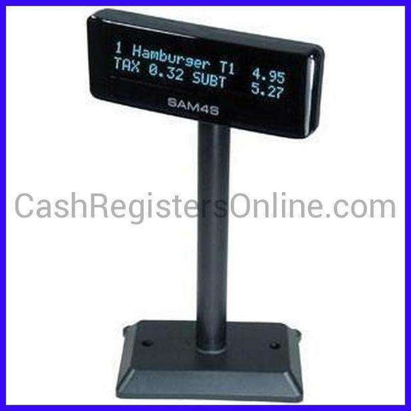 Sam4s Customer Pole Display for Cash Registers - Cash Registers Online