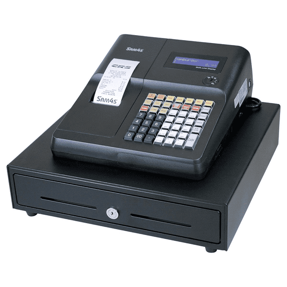SAM4s ER-260EJ Cash Register - Cash Registers Online
