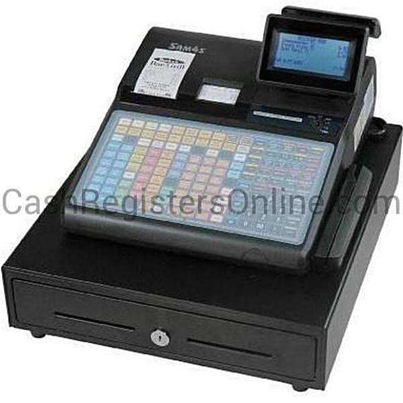 SAM4s SPS-340 Cash Register w/ Software-Cash Registers Online