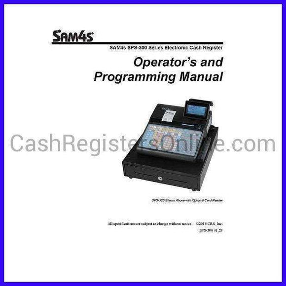 Samsung Cash Register Manual - Cash Registers Online