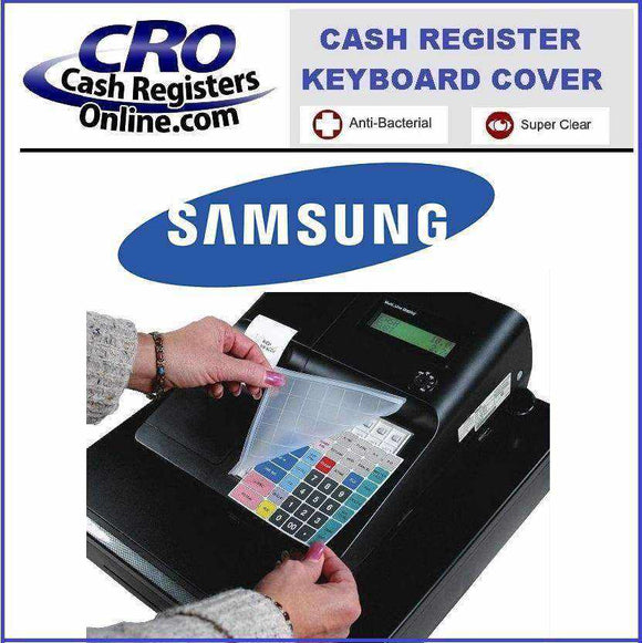 Samsung ER-650 Cash Register Keyboard Cover - Cash Registers Online