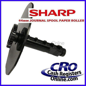 Sharp Cash Register Journal Printer Paper Roller - Cash Registers Online