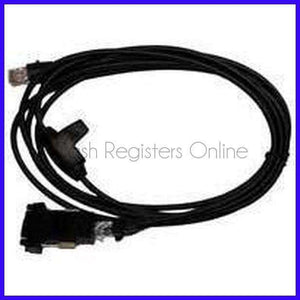 Sharp Cash Register Scanner Cable - Used with Honeywell Barcode Scanners-Cash Registers Online