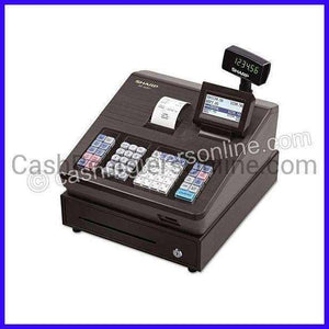 Sharp XE-A207 Cash Register - Cash Registers Online