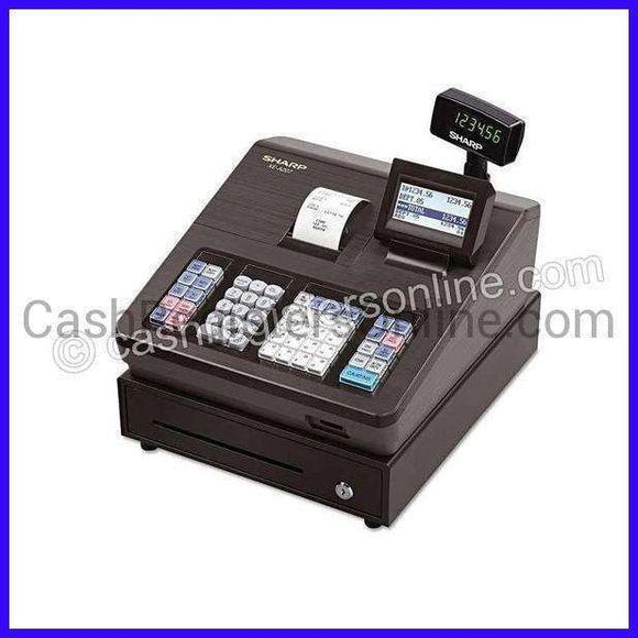 Sharp XE-A207 Cash Register - Free Shipping - Thermal Paper-Cash Registers Online