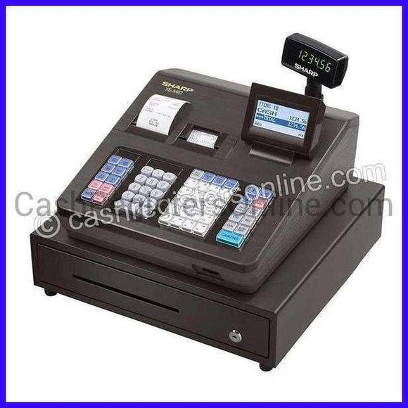 Sharp XE-A407 Cash Register-Cash Registers Online