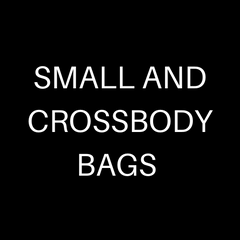 SMALL AND CROSSBODY BAGS