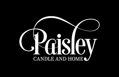 Paisley Candle and Home