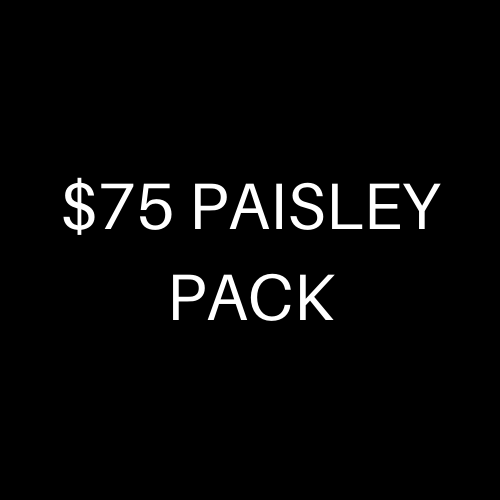 $75 PAISLEY PACK