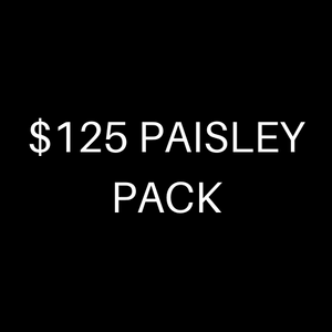$125 PAISLEY PACK