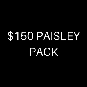 $150 PAISLEY PACK
