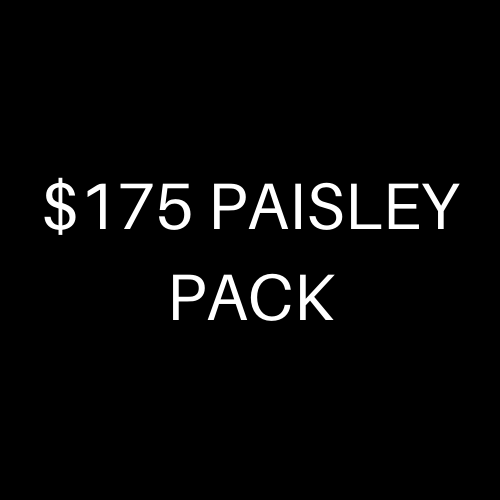 $175 PAISLEY PACK