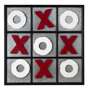 139843 Tic-Tac-Toe Wall Board