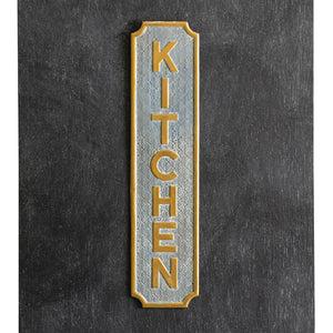 440006 Kitchen Sign