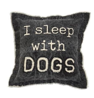 41600359S SLEEP Canvas Pillow