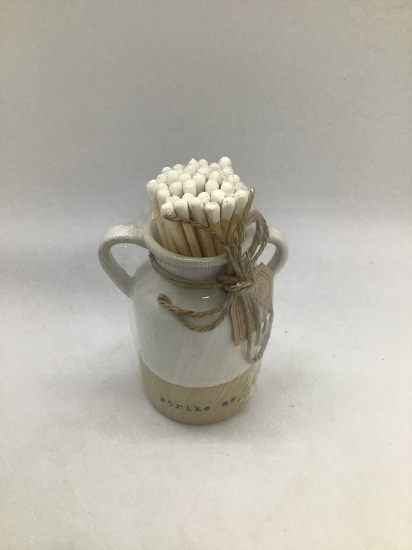 42600537T Tall Match Pot Set