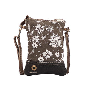 S-1509 DUSKY BLEACH SMALL & CROSS BODY BAG