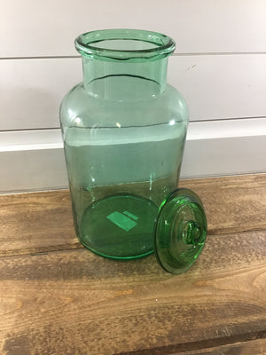 360412 Hungarian Pickle Jar with Lid