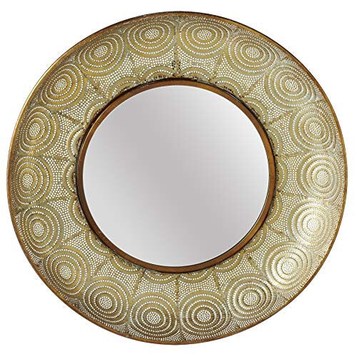 161693 Framed Wall Mirror