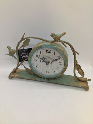 400080 Songbird Mantel Clock