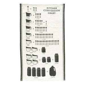 DF1789 Conversions Tea Towel
