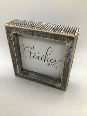 17604 BEST TEACHER