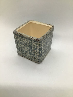 15009AS Square Pot Small