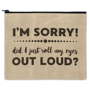 510315 Roll My Eyes Bag