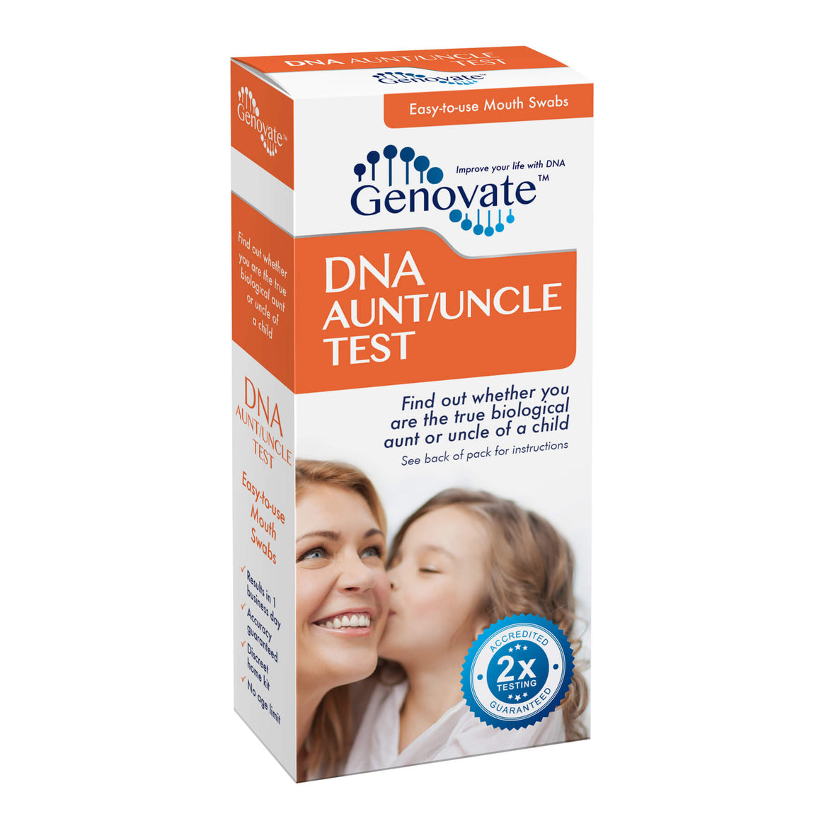 DNA Aunt/Uncle Test