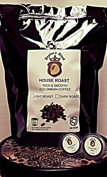 House Roast Single Serve Cups (60 Count)