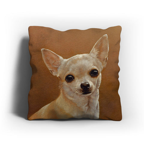 Beautiful Chihuahua Pillow