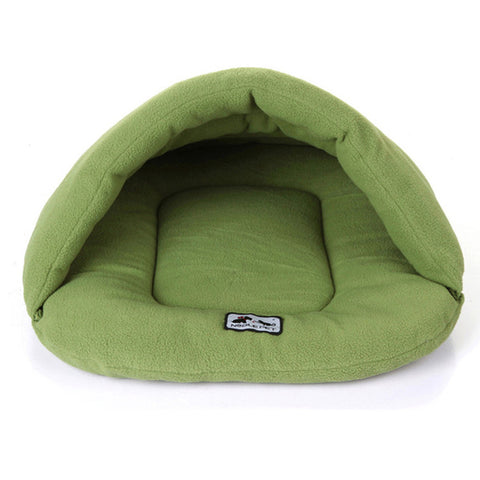 Pet Cat Bed Small Dog Puppy Sofa Polar