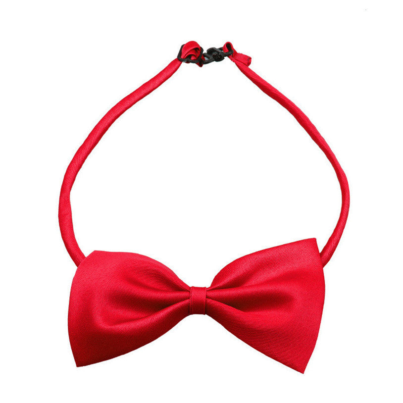 Pet Dog Accessories Fashion Cute Dog Puppy Cat Kitten Pet Toy Kid Bow Tie Necktie