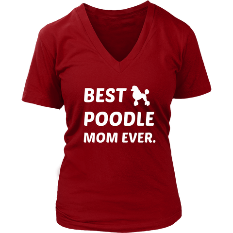 Best Poodle Mom Ever