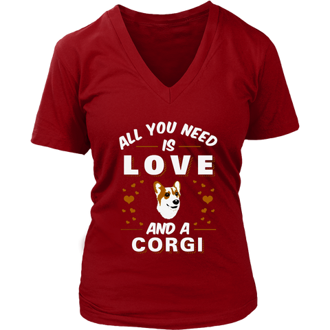 All You Need Is Love And A Corgi
