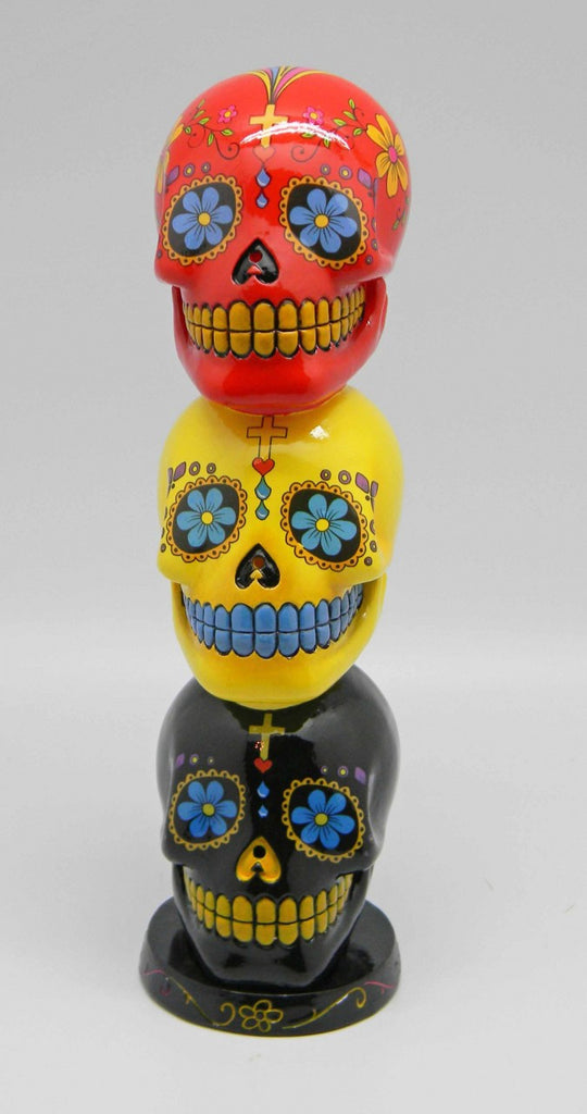 DAY OF THE DEAD/SUGAR SKULL INCENSE TOWER
