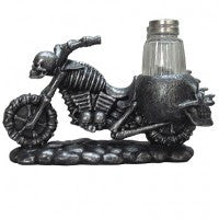 SKELETON MOTORCYCLE S&P HOLDER
